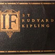 Rudyard Kipling eğer,şiir,eğer,if,ingiliz şair,adam olmak,bülent ecevit