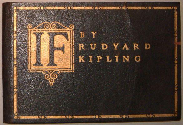 Rudyard Kipling eğer,şiir,eğer,if,ingiliz şair,adam olmak,bülent ecevit,Rudyard Kipling