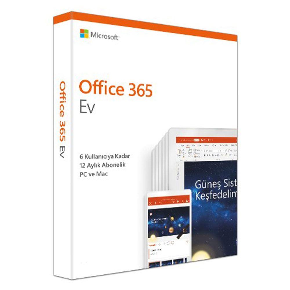 office 365,6 kullanıcı,2019